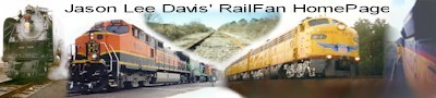 JLD's RailFan HomePage