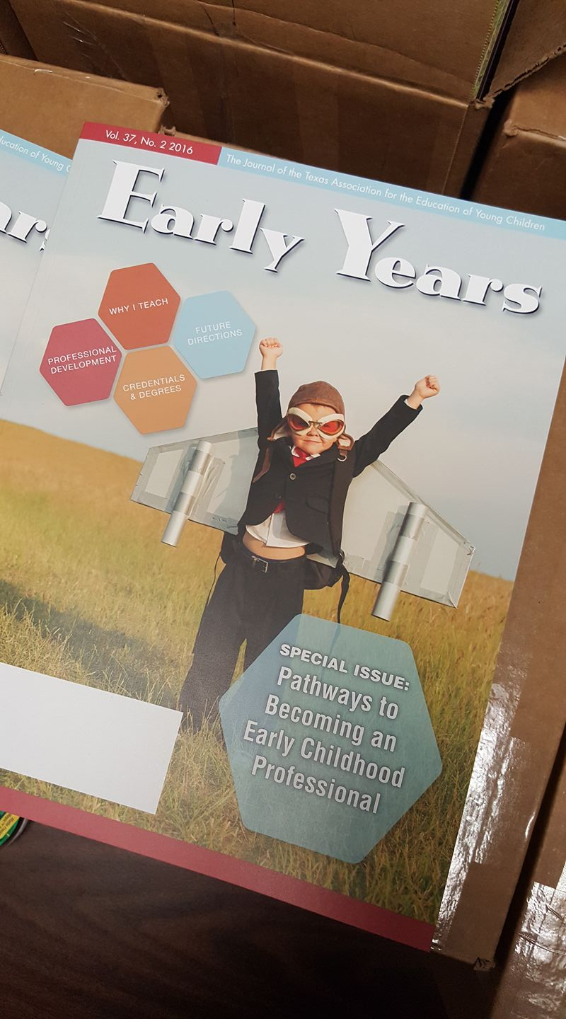 Early Years Pathways cover