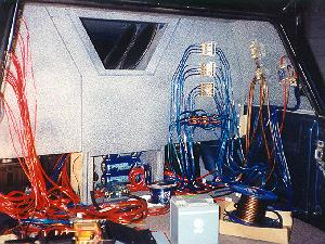 jason lee davis phantazm amplifier processor rack amp rack wiring in progress